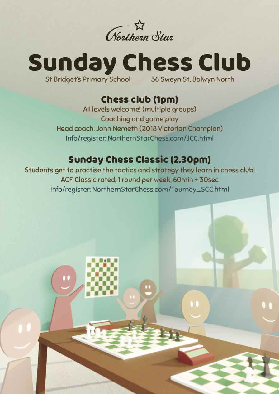Sunday Chess Club